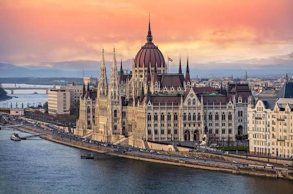 UK to Hungary