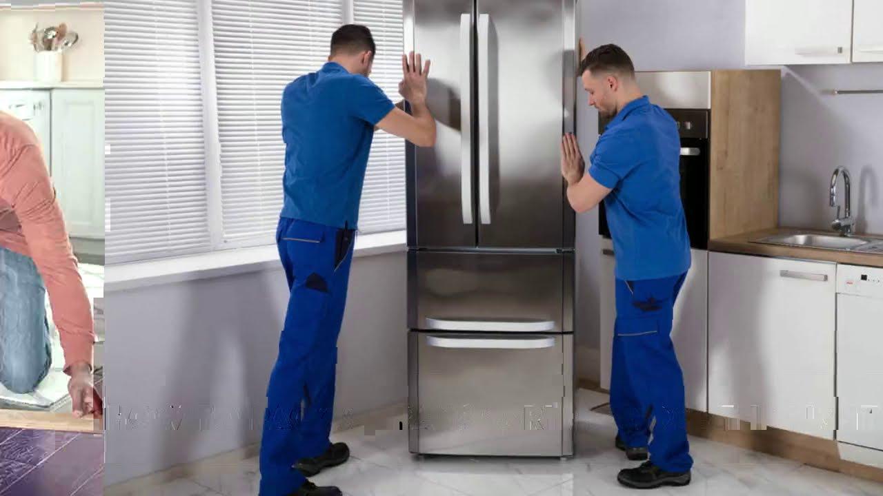 transport a fridge