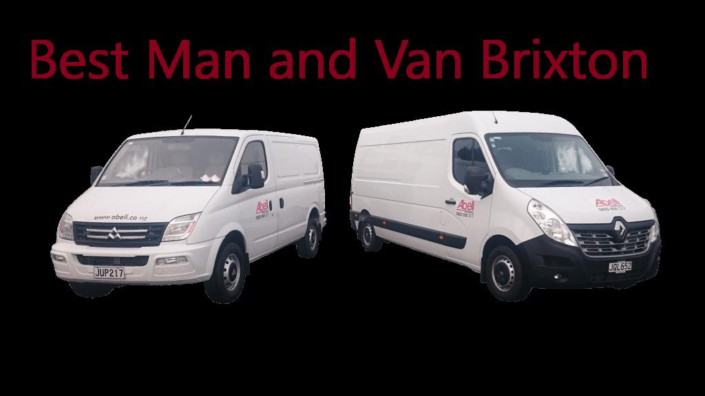 Man and Van Brixton